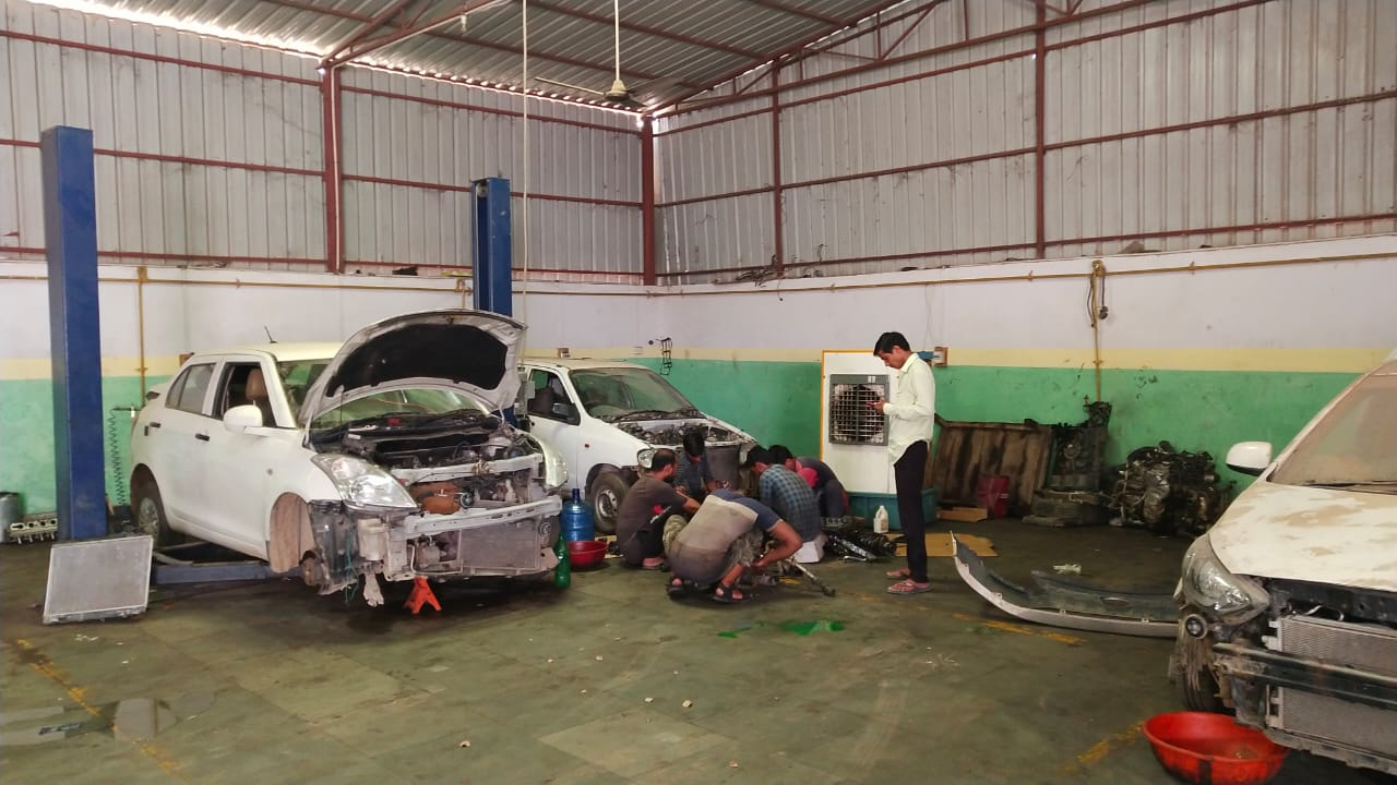 Chaudhary Car Service Centre