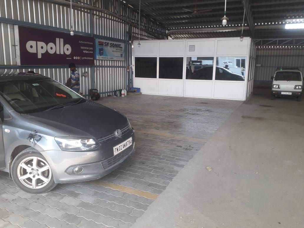 Multi Brand Car Repair And Service Centers In Dindigul Tamil Nadu Mahindra First Choice Services